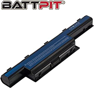 Battpit Laptop Battery for Acer AS10D31 AS10D51 AS10D56 AS10D75 AS10D81 AS10D61 AS10D41 AS10D73 AS10D71 AS10D3E Aspire 5250 5733z 5750 7741 5733 5755 5253 - High Performance [4400 mAh/48Wh]