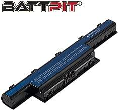 Battpit Laptop Battery for Acer AS10D31 AS10D51 AS10D56 AS10D75 AS10D81 AS10D61 AS10D41 AS10D73 AS10D71 AS10D3E Aspire 5250 5733z 5750 7741 5733 5755 5253 - High Performance [4400 mAh/48Wh]