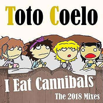 I Eat Cannibals - The 2018 Mixes