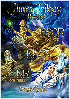 Amora Trilogy: Boxed Set by [Arena Julia, Laura Diehl, Costa Daniel Kassab]