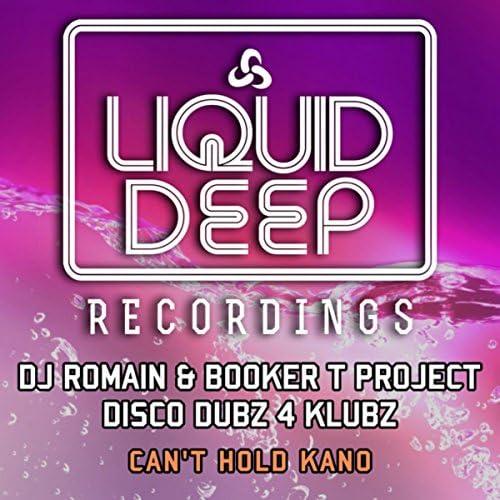 DJ Romain & DJ Booker T