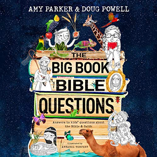 The Big Book of Bible Questions audiobook cover art
