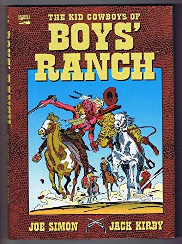 Kid Cowboys of Boys Ranch