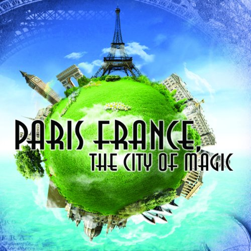Paris France audiobook cover art