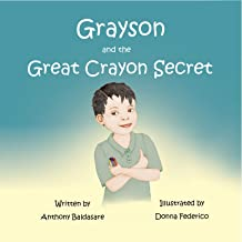 Grayson and the Great Crayon Secret
