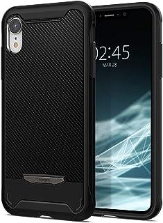 Spigen Neo Hybrid NX designed for iPhone XR case / cover - Black