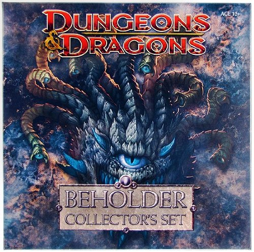 Wizards of the Coast - Dungeons & Dragons Miniatures : Beholder Collector's Set