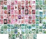 Ästhetisches Bild für Wandcollage - Miotlsy Druck Set