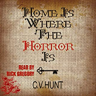 Home Is Where the Horror Is cover art