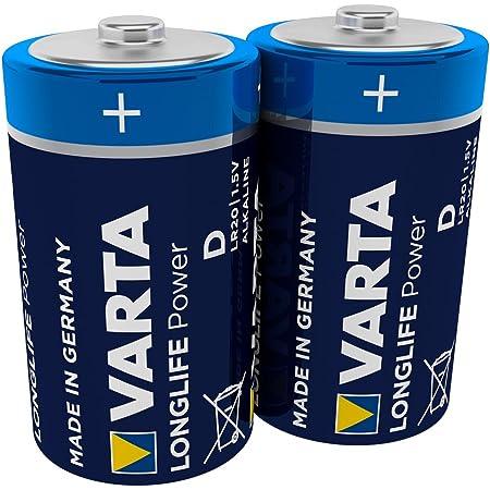 Varta 4120 Longlife Varta Batterie Elektronik