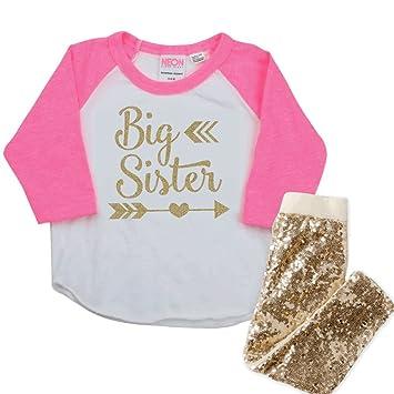 Big Sister Shirt Big Sister Outfit Gift