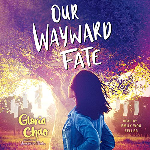 Our Wayward Fate audiobook cover art
