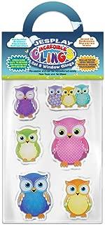 Best owl window clings Reviews
