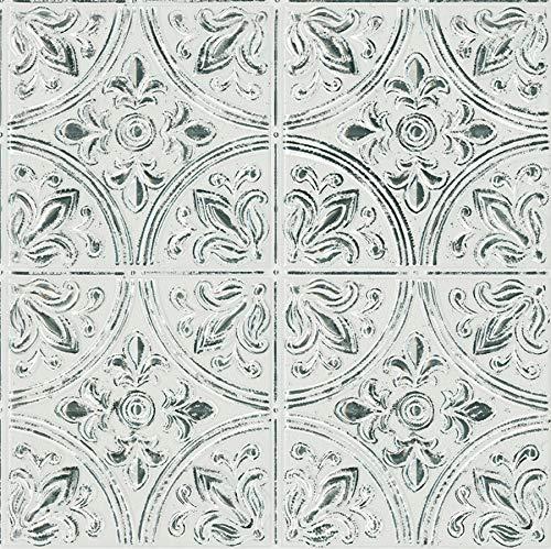 In Home NH3149 Chelsea - Adhesivo de color blanco antiguo