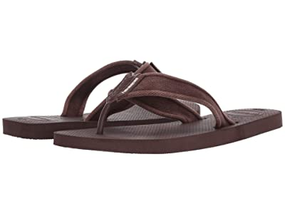 Havaianas Urban Basic II Sandal (Dark Brown) Men