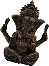 Baoblaze South East Asia Style Buddhism Elephant Statue Religious Buddha Sculpture Home Decorative Ornaments