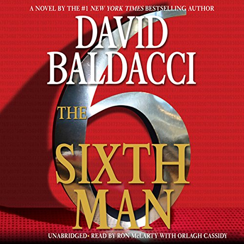 The Sixth Man audiobook cover art