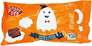Enjoy Life Foods - Halloween Chocolate Minis Ricemilk Crunch - 18 Bars