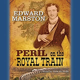 Peril on the Royal Train cover art