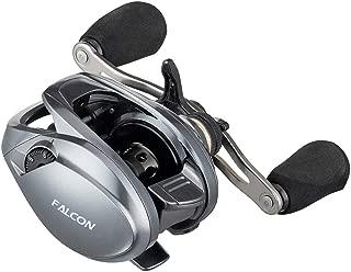 SeaKnight Falcon Baitcasting Fishing Reel,10+1 Shielded Bearings 17.6 Lb Carbon Fiber Drag,7.2:1,8.1:1 Gear Ratio High Speed Smooth Reels