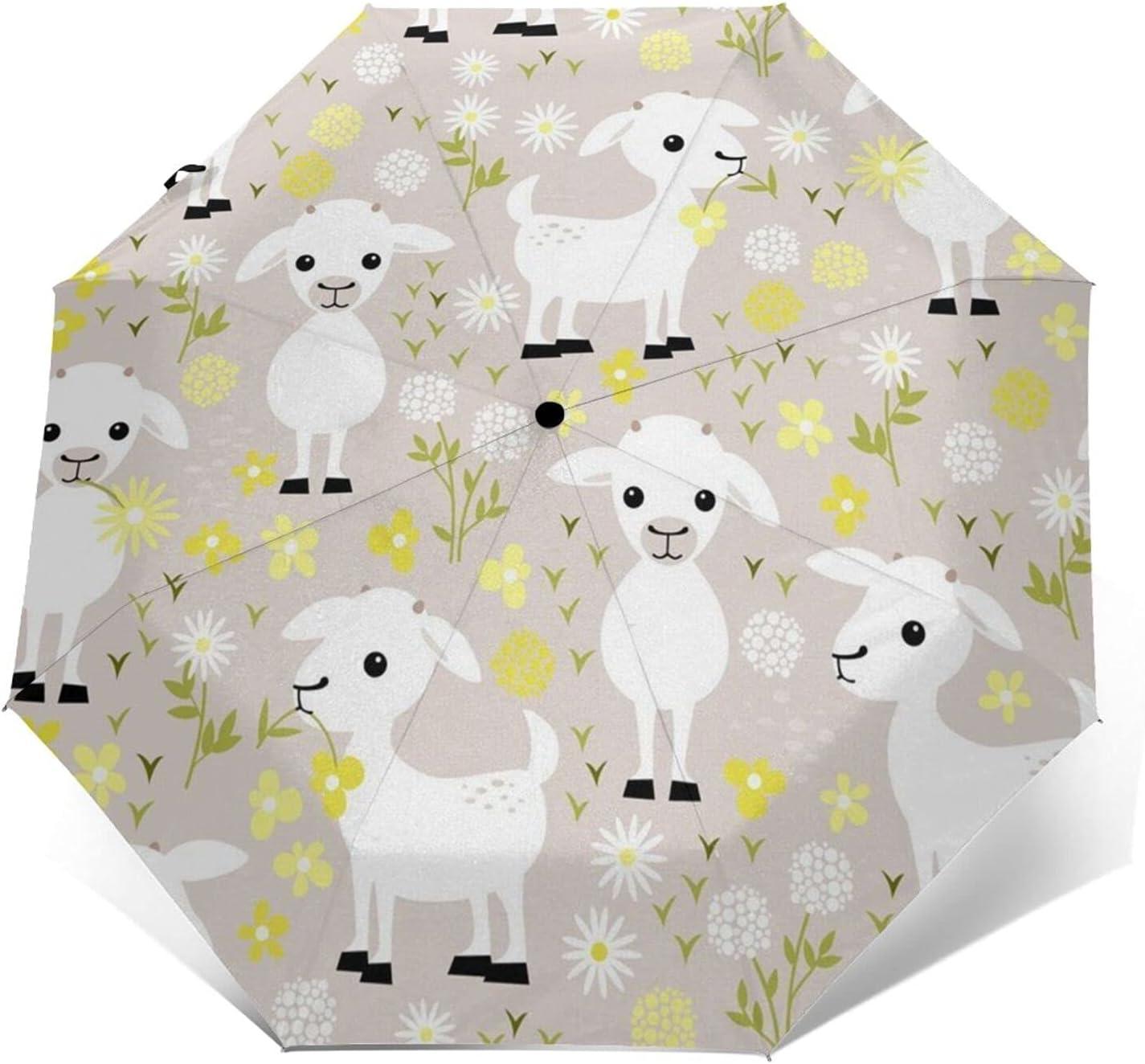 NEWKOW Travel Folding Max 48% OFF Umbrella Automatic Tri-Fold a Men Open Sale item for