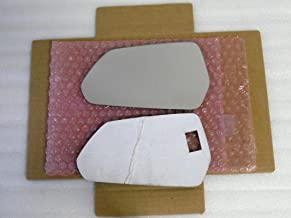 New Replacement Mirror Glass with FULL SIZE ADHESIVE for Chevrolet Camaro Driver Side View Left LH