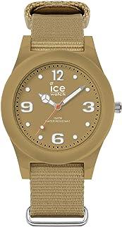 Ice slim nature Womens Analog Quartz Watch with Nylon bracelet IC016446