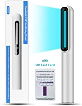 4 Working Modes Without Battery Flsdj Kjl Handheld UV Disinfection Stick,Disinfection Light Lamps, Portable UV-C Germicidal Lamp Tube, 3W 5, 15, 30 Minutes, Continuous