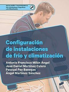 Configuración de instalaciones de frío y climatización: 2