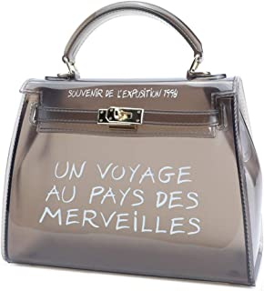 Clear Transparent PVC Bag Candy Women Crossbody Luxury Bags For Women 2020 Jelly Shoulder Bag Beach Letter