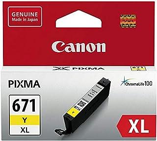 Canon CLI671XLY Yellow XL