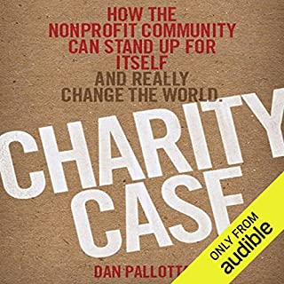 Charity Case audiobook cover art