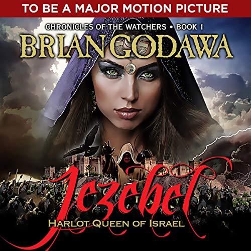Jezebel: Harlot Queen of Israel audiobook cover art