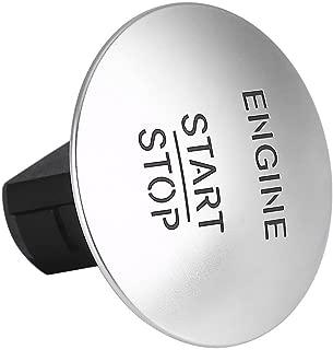 Keyless Go Push Start Button Engine Ignition Switch for Mercedes-Benz ML GL R S E C CLASS 2215450714, C200 CL550 E350 GL350/450 GLK350 ML350 S550 SL500 SLK200 A45 G55 S63 & Infiniti QX30 Q30