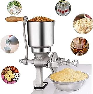 Granos manuales Especias Cereales Molinillo de café seco Máquina ...