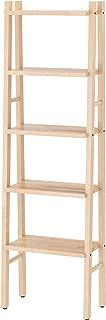 IKEA  Vilto Shelf Unit, Birch