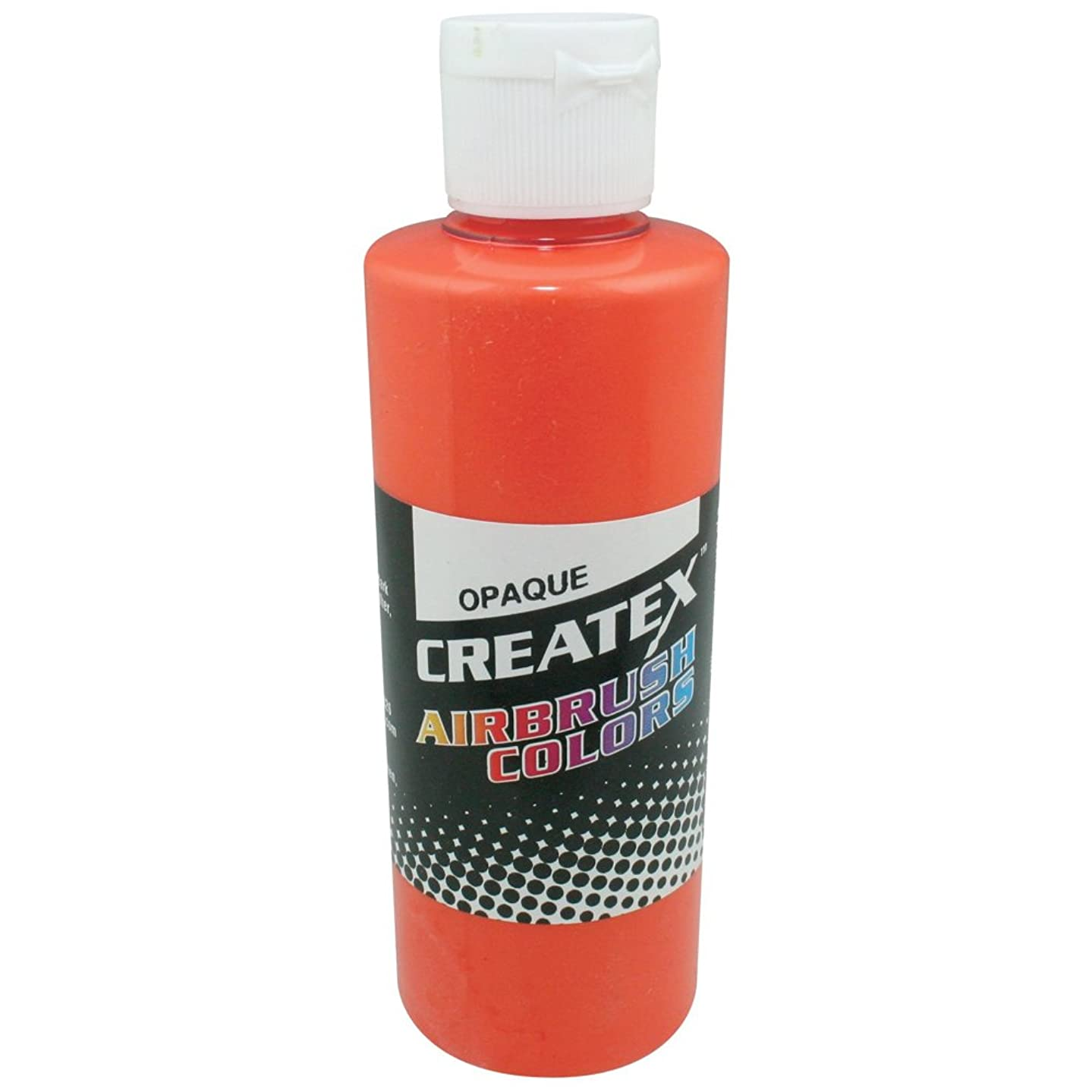 Createx Airbrush Paint, Opaque Coral, 2 oz (5208-02)