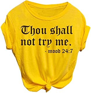 Women's Heart Print T-Shirt Loose Short-Sleeved Casual O-Neck Tops Fashion Jacket Blouse Shirt Outwear Hoodies WEI MOLO