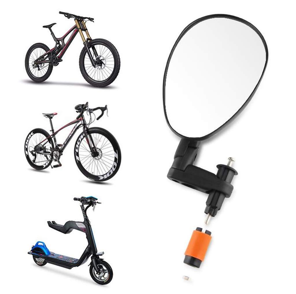 AQWWHY Espejo de Bicicleta Rotación de 360 ° Caja Fuerte de la ...