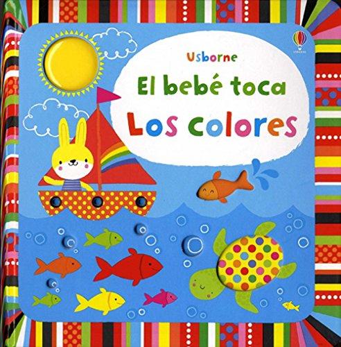 El Bebé Toca Los Colores