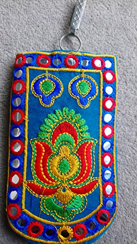 Jaddus® Universal Mobile Sling Tasche mit Clip für Handys, MP3-Player, iPods, iPhones, Kamera, Camcorder