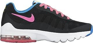 Nike AIR MAX Invigor GS Running Sneakers Black Pink 749575 001 SZ 6Y