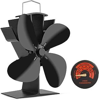 diy stove fan