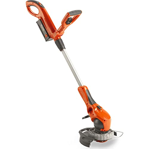 Flymo Contour Cordless Battery Grass Trimmer and Edger, 24 V, Cutting Width 25 cm