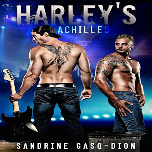 Harley's Achilles audiobook cover art