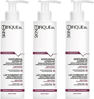 Leche hidratante HP (3x200ml) - Leche Protectora. Protege la piel de la contaminación, sequedad, metales. Efectividad comp...
