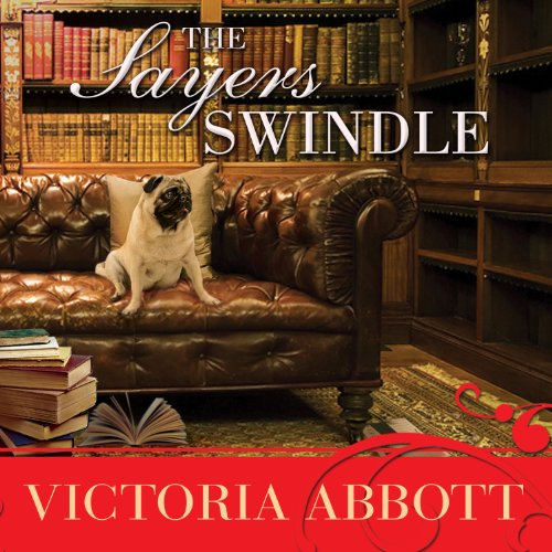The Sayers Swindle audiobook cover art