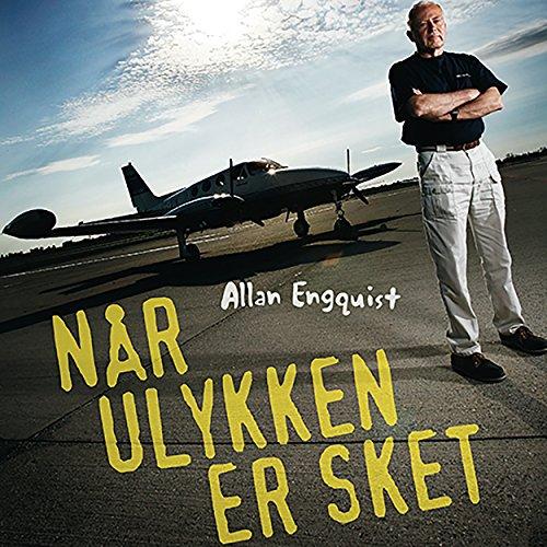 Når ulykken er sket audiobook cover art