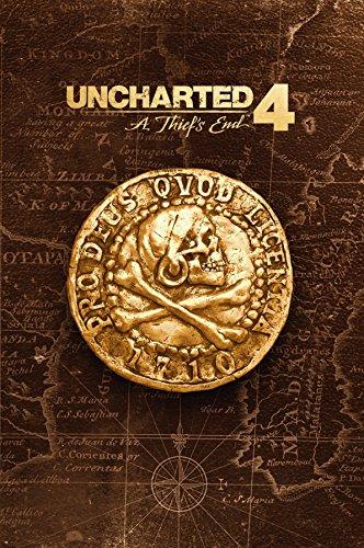 Guide Uncharted 4: A Thief's End - édition collector (Version Française)