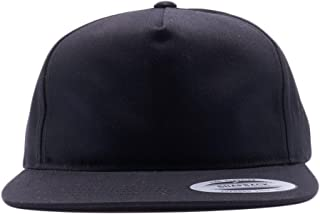 Yupoong Classic 6502 Unstructured 5 Panel Snapback Hats Vintage Baseball Caps